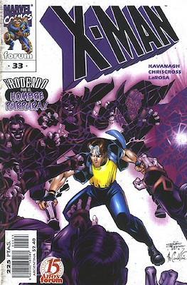 X-Man Vol. 2 (1996-2000) (Grapa 24 pp) #33