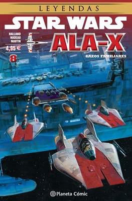 Star Wars. Ala-X #8