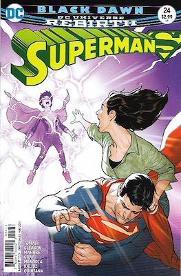 Superman Vol. 4 (2016-2018) (Comic Book) #24