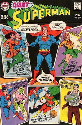 Superman Vol. 1 / Adventures of Superman Vol. 1 (1939-2011) (Comic Book) #217