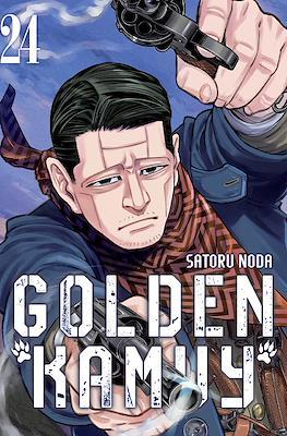 Golden Kamuy (Rústica) #24