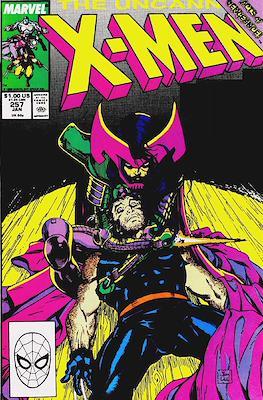 The Uncanny X-Men (1963-2011) (Comic-Book) #257