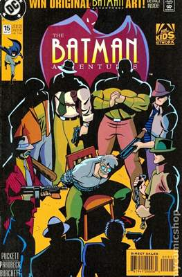 The Batman Adventures (Comic Book) #15