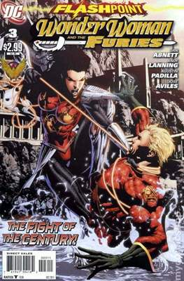 Flashpoint: Wonder Woman and the Furies (2011) (Comic Book) #3
