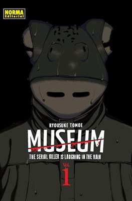 Museum: The Serial Killer is Laughing in the Rain (Rústica con sobrecubierta) #1