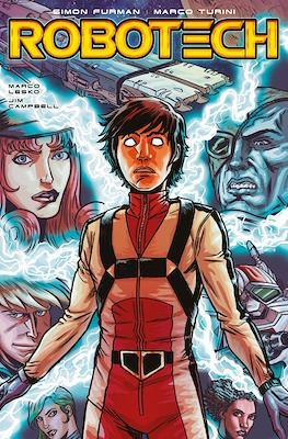 Robotech (Comic Book) #13