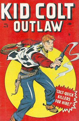 Kid Colt Outlaw Vol 1 #3