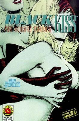 Black Kiss (Grapa 12 pp) #3