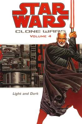 Star Wars: Clone Wars (Softcover) #4