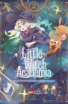 Little Witch Academia (Rústica) #2