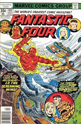 Fantastic Four Vol. 1 (1961-1996) (saddle-stitched) #192