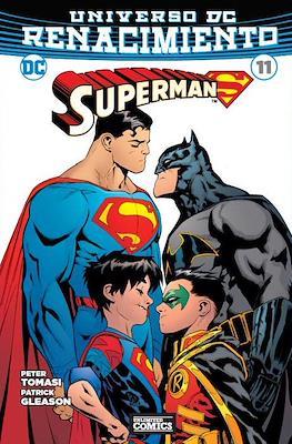 Superman: Renacimiento (Rústica) #11