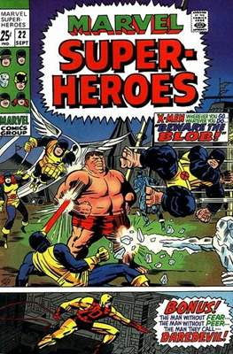 Marvel Super-Heroes (Grapa) #22