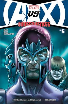 AvX: Consequences (Comic Book) #5