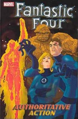 Fantastic Four Vol. 3 (1998-2003) (Softcover) #3