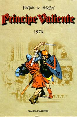Príncipe Valiente (Cartoné, 64 páginas) #40
