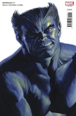 Colección Portadas Exclusivas Marvel Alex Ross (Grapa) #7
