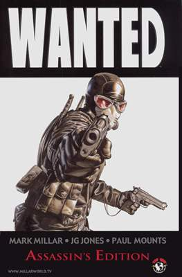 Wanted. Assassin's Edition