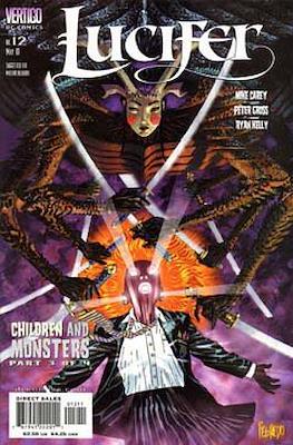 Lucifer (2000-2006) (Comic Book) #12
