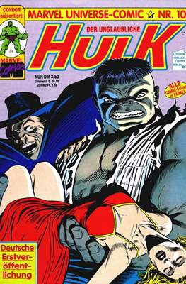 Marvel Hit-Comic / Marvel Universe-Comic (Heften) #10