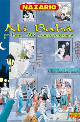 Alí-Babá y los 40 maricones