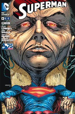Superman. Nuevo Universo DC / Renacimiento #20