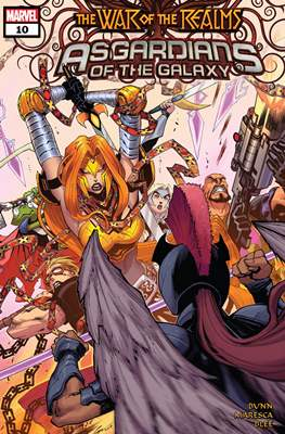 Asgardians of the Galaxy (Comic Book) #10