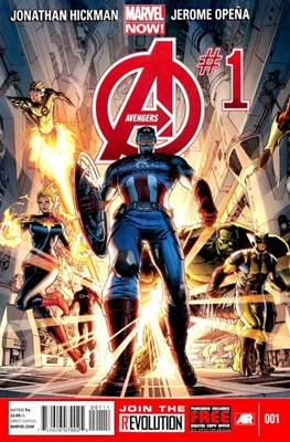 Avengers Vol. 5 (2013-2015) (Comic Book) #1