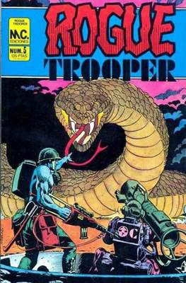 Rogue Trooper (Grapa) #5