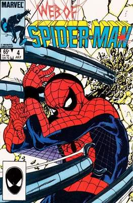 Web of Spider-Man Vol. 1 (1985-1995) (Comic-book) #4