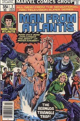 Man from Atlantis (Comic-book.) #2