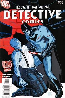 Detective Comics Vol. 1 (1937-2011; 2016-) (Comic Book) #816