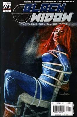 Black Widow: The Things They Say About Her (Comic Book) #5