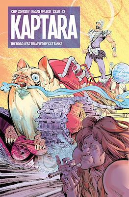 Kaptara (Comic-book/digital) #2