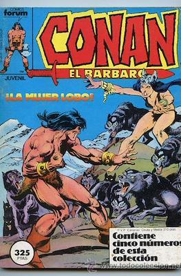 Conan el Bárbaro Vol.1 #19