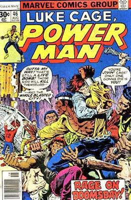 Hero for Hire / Power Man Vol 1 / Power Man and Iron Fist Vol 1 (Comic Book) #46
