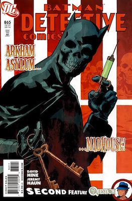 Detective Comics Vol. 1 (1937-2011; 2016-) (Comic Book) #865