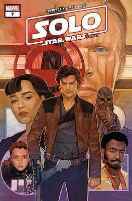 Solo. A Star Wars Story #7
