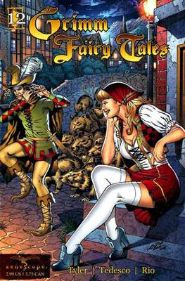 Grimm Fairy Tales (Comic Book) #12