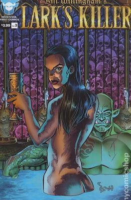 Lark's Killer (Variant Cover) (Comic Book) #3.1