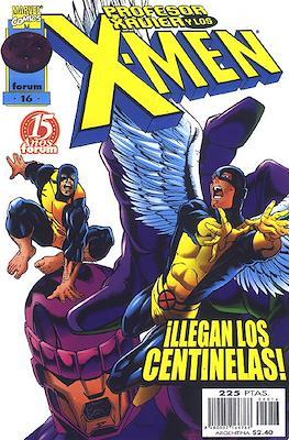 Profesor Xavier y los X-Men (Grapa. 17x26. 24 páginas. Color.) #16