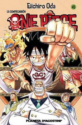 One Piece (Rústica con sobrecubierta) #45