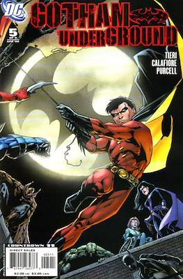 Gotham Underground (Comic Book) #5
