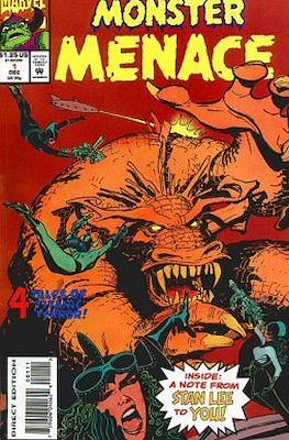 Monster Menace (grapa) #1