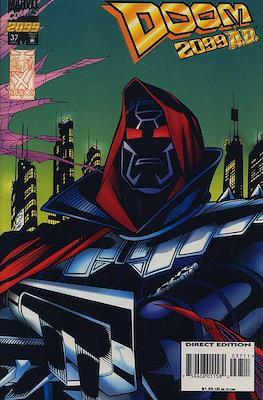 Doom 2099 (1996). AD (Grapa. 17x26. 24 páginas. Color.) #9