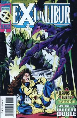 Excalibur Vol. 2 (1996-1999) (Grapa 24 pp) #4
