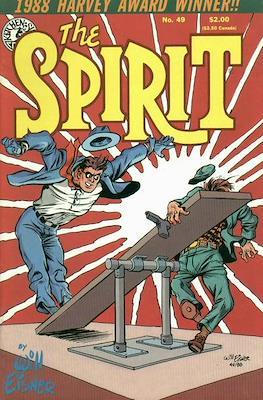 The Spirit (1983-1992) (Comic book. 32 pp) #49