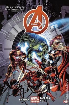 Avengers by Jonathan Hickman #3