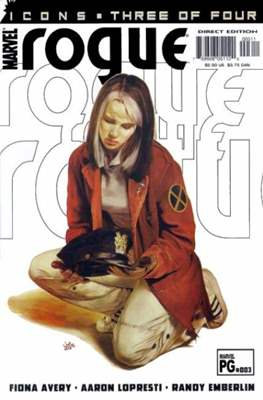 Rogue Vol. 2 (Grapa) #3