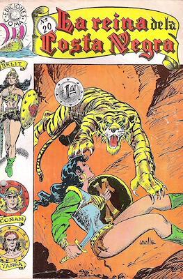 La Reina de la Costa Negra (2ª época - Grapa) #20